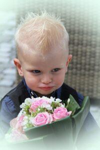 Anzug Kinder Hochzeit